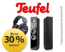 Teufel Angebote bei meinpaket.de mit bis zu 30% Rabatt