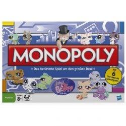 Viele Brettspiele (z.B. Monopoly) radikal reduziert (teilweise über 60 %) @ amazon