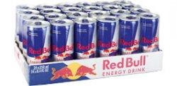 24 Dosen Red Bull bei Kaufland nur 20 €