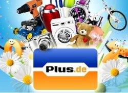 25,- Euro Gutschein bei plus.de (300,- Euro MBW) – gültig bis Montag