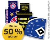 50 Jahre Bundesliga, 50 Top-Produkte @Meinpaket.de: Bis zu 50% sparen