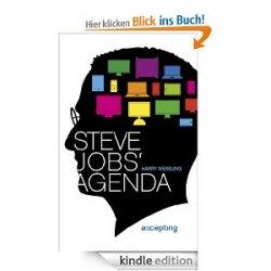 """6 neue Gratis Ebook bei Amazon z.B.: """"Steve Jobs Agenda"""" kostenlos statt 4,62 €"""