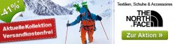 aktuelle Kollektion von The North Face mit bis zu 41% Rabatt und versandkostenfrei