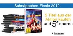 Amazon: Schnäppchen-Finale 2012 mit über 460 Artikeln (27.12. – 31.12.)