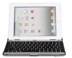Bluetooth 3.0 Tastatur für iPad 2 & iPad 3 für 26,99€ statt 55€ @shopping.de
