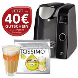 bosch tassimo t 43 joy t discs kapselmaschine gratis. Black Bedroom Furniture Sets. Home Design Ideas