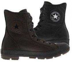 Converse Outdoor-Sneaker / Chucks in braun oder schwarz für nur 44,44 Euro @eBay (Super-Sunday-Deal)
