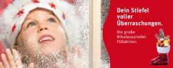 Die große REWE Nikolausstiefel-Aktion ist wieder da