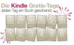 """Die Kindle Gratis-Tage"" ab 25.12.2012-06.01.2013 – 17  eBooks gratis bei Amazon"
