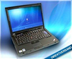 """generalüberholtes (refurbished) Lenovo ThinkPad """"R400"""" für 199€ bei Dailydeal"""