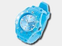 GRATIS Silikon Armbanduhr in vielen Farben statt 15€ (Bei Rea!) nur 4,95€ @pearl.de