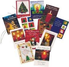 Gratis Weihnachts-Geschenk-Anhänger zum selber ausdrucken