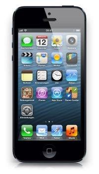 HAMMER! iPhone5 / 16GB für nur 29€ Zuzahlung mit 1GB LTE Vertrag