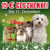 Neue Fressnapf-Gutscheine: 15€ , 5% oder 10% auf den gesamtem Warenkorb