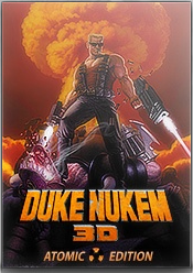 Holiday Gift: Duke Nukem 3D Atomic Edition GRATIS bei gog.com