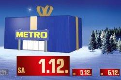 Leider nur für die Österreicher: Metro Prozentkalender 2012