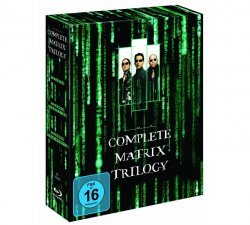 Matrix – Die komplette Trilogy für nur 14,97 Euro bei Amazon