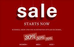 Sale   bis zu 70% Rabatt bei Esprit [Online]