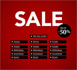 Sale @Zalando.de bis zu 50% + 5€ Anmeldegutschein möglich! (MBW 30€)