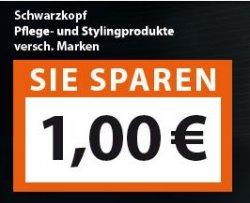 [Lokal @Drogerie Müller] Schauma Shampoo oder Spülung für 11 Cent dank 1€ Gutschein