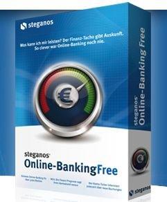 Steganos bringt Online-Banking Free auf den Markt! (Vorher 29,95 EUR)