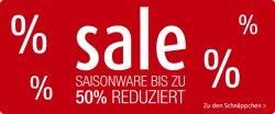Winter Sale bei Galeria Kaufhof – Saisonware bis zu 50% reduziert!