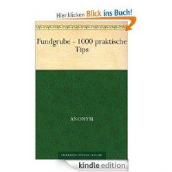 """""""1000 praktische Tips für die Hausfrau"""" als Gratis Ebook"""
