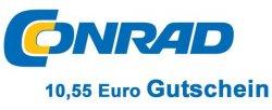 "Tipp: 10,55 Euro Conrad.de Gutschein + nur 50 Euro MBW – vielen Dank an User ""Ronny"""
