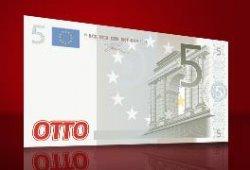 5 Euro Otto.de Gutschein bei OTTOcard-Anmeldung