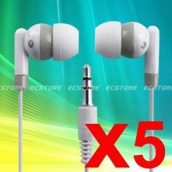 5x Mini In-Ear Kopfhörer für nur 3,79 Euro ohne Versandkosten