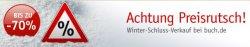 Achtung Preisrutsch – Winter-Schluss-Verkauf @Buch.de, DVDs / Spielzeug / Musik / Hörbücher
