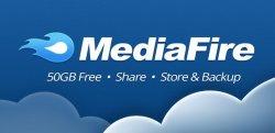 Bei MediaFire bekommt man 50Gb Onlinespeicher Gratis + Android App
