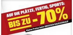 bis zu -70% beim Sports Experts Ausverkauf & Snowboard inkl. Bindung für 99€ am Sonntag, 20.01. – gratis Versand