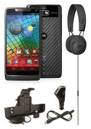 Brandheiß! Motorola Razr i + Zubehör für 279€ @ sparhandy