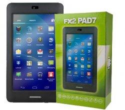 Das neue FX2 PAD7 (2012) mit Android 4.x für nur € 62,95 inkl. Versand @MeinPaket mit Gutschein