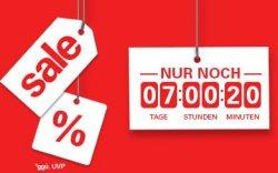 eBay Sale bis 70% Rabatt von Top Verkäufern zu Top Preisen – Update: Nur noch 6 Tage