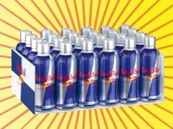 [LOKAL] Ein ganzer Karton Red Bull für 25€ bei Lidl
