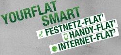 Endlich ohne Vertrag 3 fach Flat von smartmobil Yourflat Smart für 29,75€ monatl. kündbar