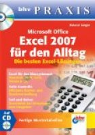 Gratis statt 9,99€ (Papier)-Buch:MS Office Excel 2007 fur den Alltag. Die besten Excel-Losungen.nur 3,95 Versand