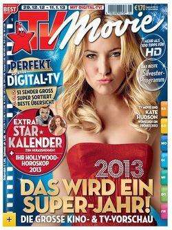Jahresabo TV Movie für effektiv 1,70€ @leserservice.de