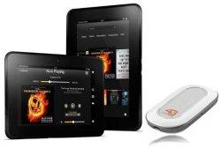 """Kindle Fire HD + WLAN HotSpot für unterwegs KOSTENLOS + 11,- €/Monat """"Mein BASE Vertrag"""" über 24 Monate @logitel.de"""