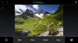 [Kostenlos statt 4,49€] PicShop HD – Photo Editor für iPhone / iPad @itunes