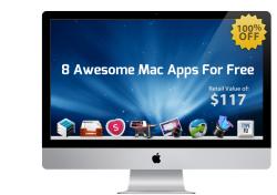 Mac Freebie Bundle von StackSocial – 8 kostenlose Apps im Paket im Wert von 87,68 € geschenkt