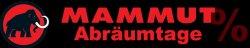 Mammut Abräumtage @ terrific.de + 6€ Gutschein