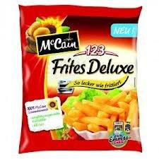 [LOKAL] McCain`s 1-2-3 Frites Deluxe für 0,11€ bei Kaisers und real (durch 1€ Gutschein)
