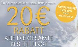 Naturkosmetik: bis 8.1.2013 Neujahrsrabatt 20€ sowie keine Versandkosten 20€ MBW