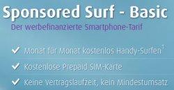 Netzclub Aktion: Prepaid SIM, gratis surfen, Versand Anschluss Grundgeb. Mind.Umsatz Laufzeit = 0€
