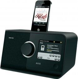 Nur 174,95 statt 219,70 € – Revo DAB+ und Internet-Radio mit iPhone-Dock bei volkner