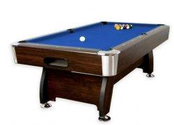 """Pool Billard-Tisch """"Premium"""" in braun/blau für nur 29,- statt 339,- Euro @Amazon"""