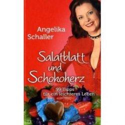 Salatblatt und Schokoherz – 99 Tipps für ein leichteres Leben [Kindle Edition] Gratis @amazon